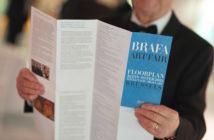 BRAFA 2019 Photo Presse BRAFA 2019 - Entrance hall Stand INFO © Fabrice Debatty