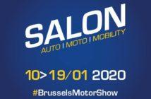 Salon de l'auto 2020 Bruxelles