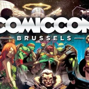 Comic Con Convention Brussels 2020