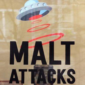 maltAttack où acheter des bonnes bières à Bruxelles