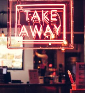 Take-Away Covid 19 (c) Photo by Clem Onojeghuo