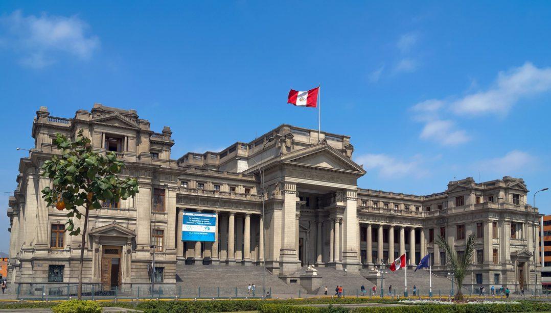 Le Palais de justice de Bruxelles à un clone… à Lima!