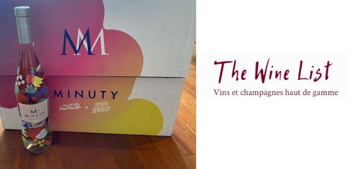 The Wine List, un bon magasin pour se faire livrer du vin à Bruxelles sans frais de livraison
