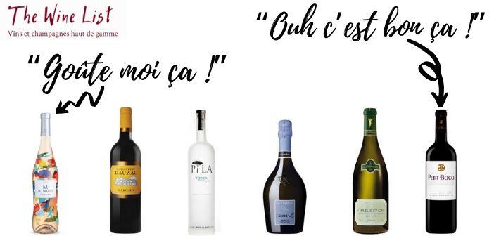 Où acheter des bons vins en ligne à Bruxelles? TheWine List livre gratuitement !
