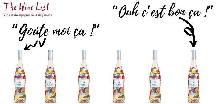 The Winelist: Acheter des bons vins en ligne se faire livrer gratuitement à Bruxelles