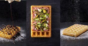 Gaufres & Waffles GAUFRES & WAFFLES PRESS
