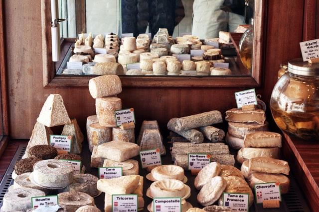 Où acheter du bon fromage à Bruxelles (c) Elisa Michelet Unsplash