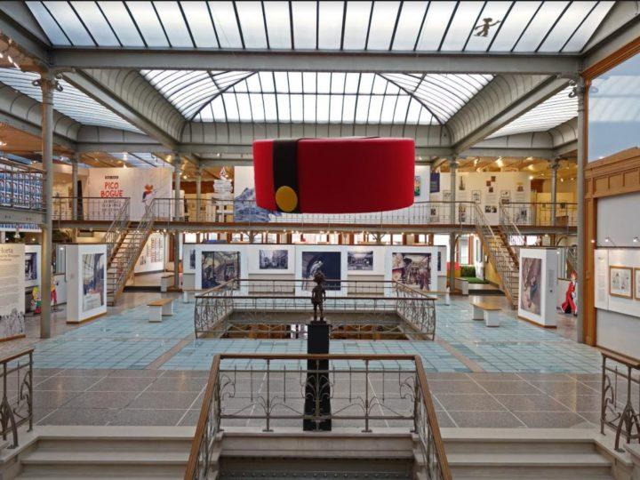 Le musée de la BD à Bruxelles, le lieu culte dédié à Tintin
